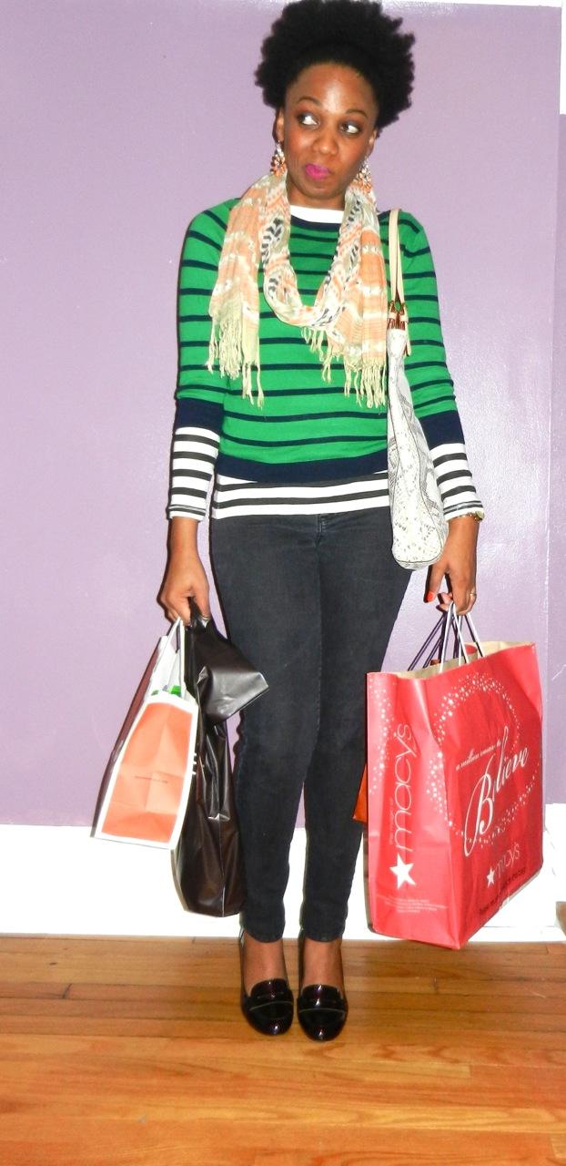 Holiday Shopping Haul