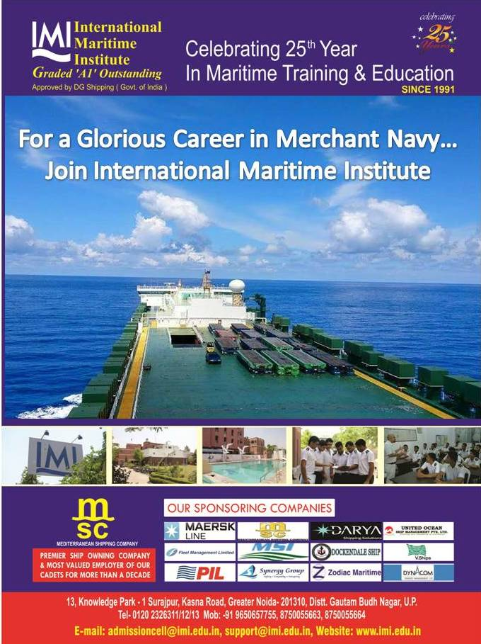 IMI Merchant Navy