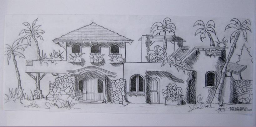 Art By Jess Architecture Portfolio