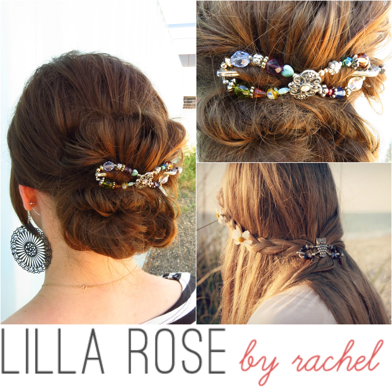 Lilla Rose Hairstyles