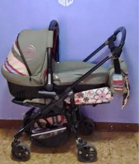 Capazo de bebé Jane Segunda Mano