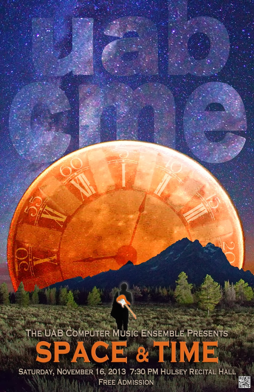 "CME ""Space and Time"" Poster"