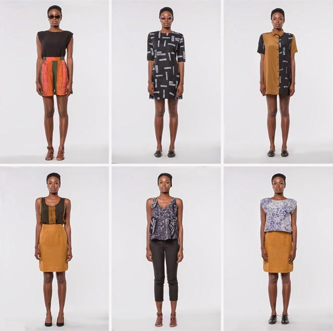 Blog mode, vetements fashion, fashion blog -Osei-Duro Spring Summer 2014 - 1