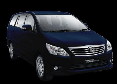 Toyota Kijang Innova NEW G MT Luxury Gasoline 2011