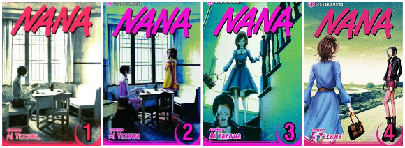 Nana manga ai yazawa