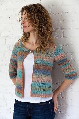 Book Cover Crochet Jacket ~ Gocrochet book review custom crocheted sweaters make