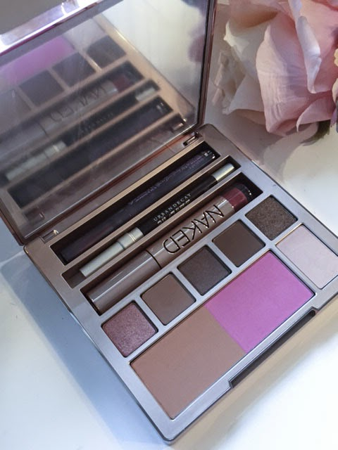 Urban Decay, Naked on the run