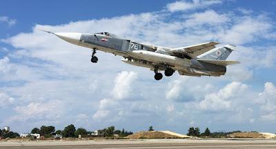 Israel localiza base aérea russa na Síria