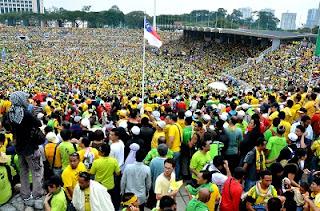Arab Spring, Yes!! Gelombang 'Arab Spring' Himpunan Kebangkitan Rakyat (HKR), 12 Januari