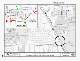 Proposed Whitelock Parkway Interchange to Affect Elk Grove Park; Strauss Island in Peril?