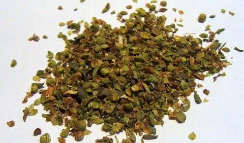 Dried Oregano Leaves