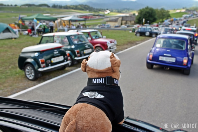 Photos IMM (International MINI Meeting) 2013 Mugello Part 1