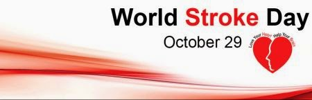 World Stroke Day - 29 de outubro