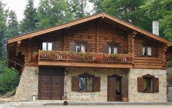 Fachadas de piedra modelos de casas de piedra - Modelos de casas de piedra ...