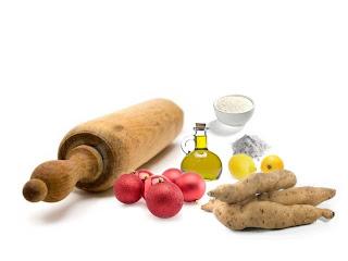 Empanadillas De Boniato (pastissets De Moniato) - Spanish Sweet Potato Pies -