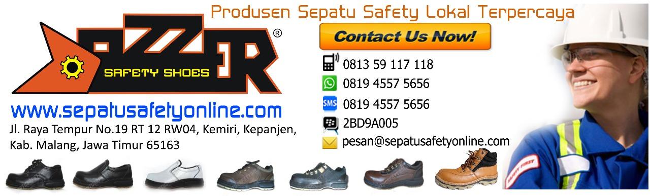 Jual Sepatu Safety – Safety Shoes – Harga Murah – Langsung Dari Produsen