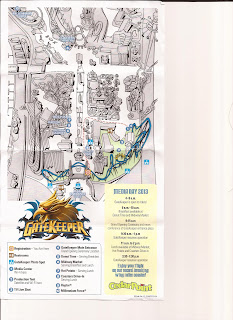 gatekeeper media day map