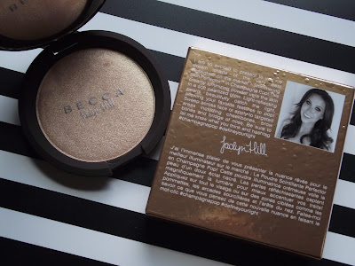 Becca Shimmering Skin Perfector Pressed Champagne Pop by Jaclyn Hill