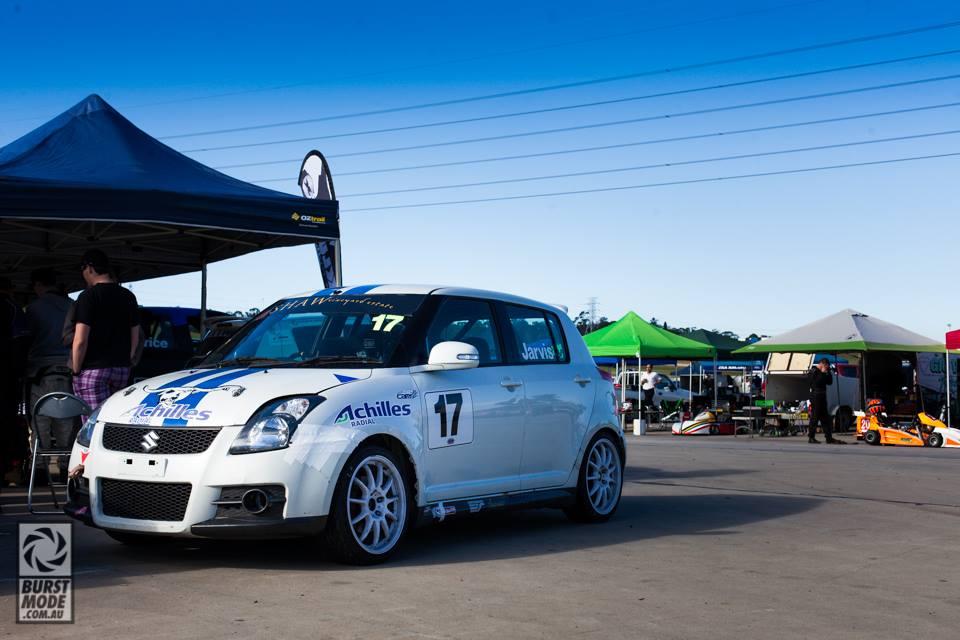 Australian Swift Racing Series, japońska motoryzacja, wyścigi, racing, zdjęcia, sport