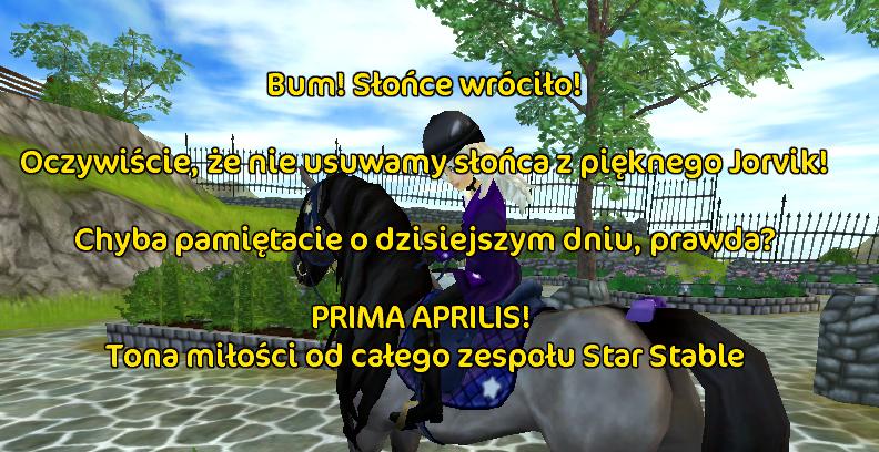 Star Stable Online Mel Czy Star Stable Ju Na Zawsze