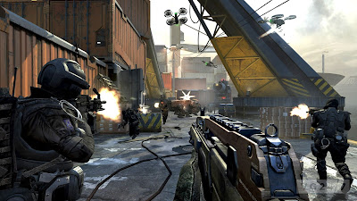 Call Of Duty Black Ops II Shooting Game