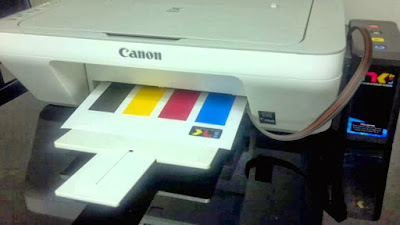 canon printer pixma mg2410 with system