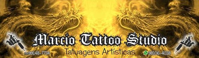 Márcio Tattoo  Poções - Ba