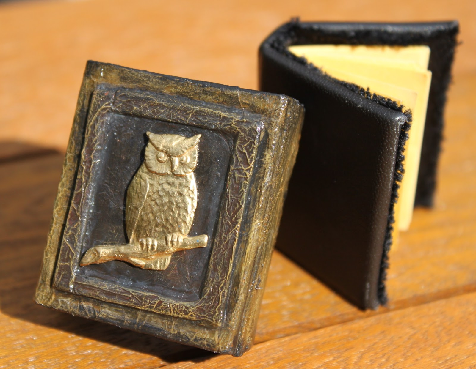 Altered Book Cover Tutorial : Crafty bitz tutorial how to make an altered matchbox