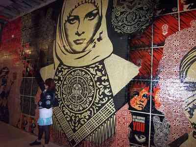 Makalah | Seni Mural dan Perkembangannya ~ Pusat Makalah