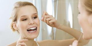 6 Manfaat Menggunakan Benang Gigi Untuk Kesehatan