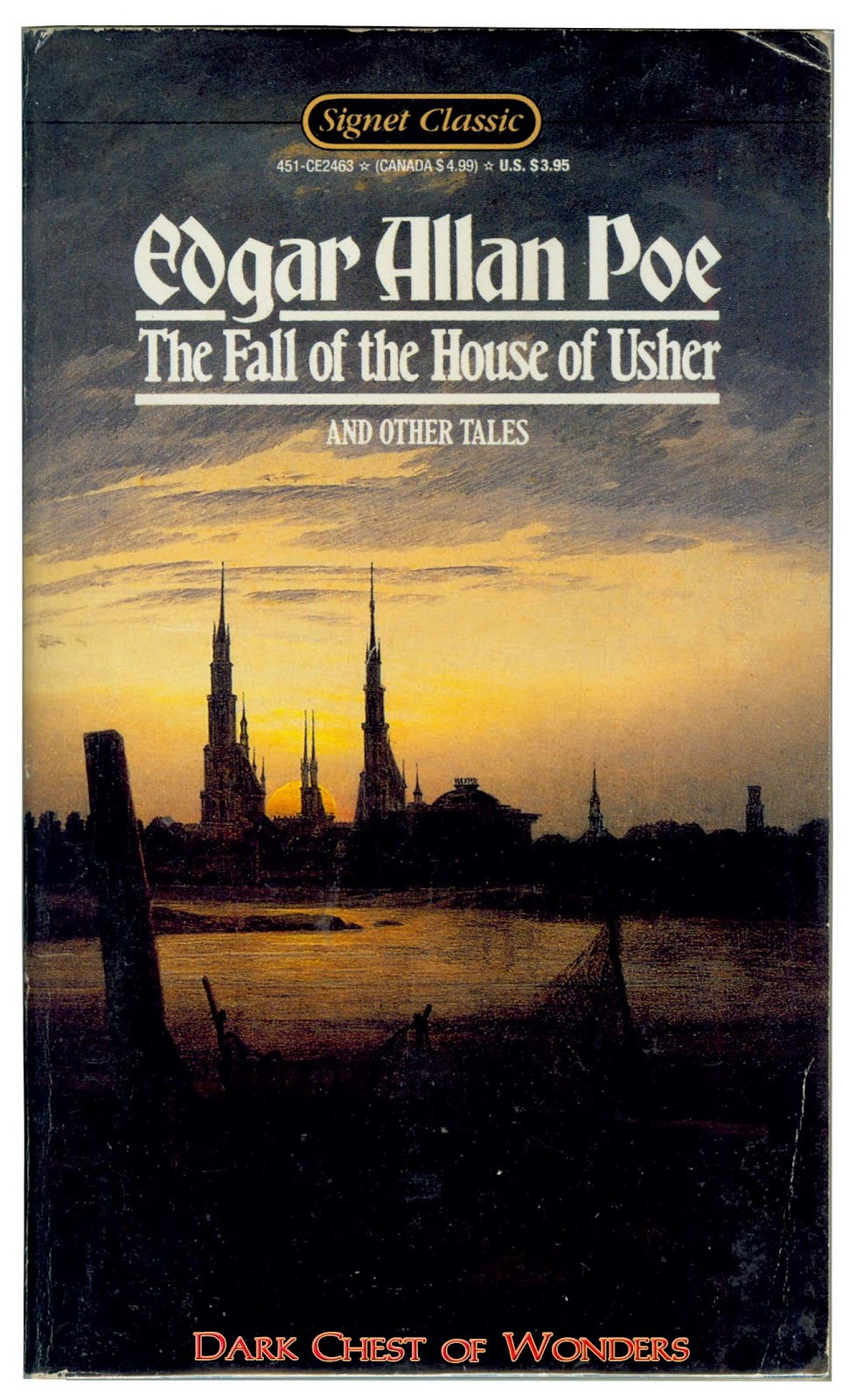 the influence of edgar allan poes life on his fall of house of usher The influence of edgar allan poe's predecessors on his work domains in 'the fall of the house of usher' structural purposes and aesthetic sensations of the narrator's language of fall of the house of usher within the opening paragraph.