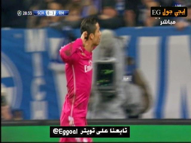 حمل وشاهد اهداف مباراة شالكه 04 و ريال مدريد دور 0-2 ال16 لبطولة دوري أبطال أوروبا Schalke 04 vs Real Madrid