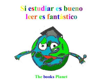 Mascota de la biblioteca