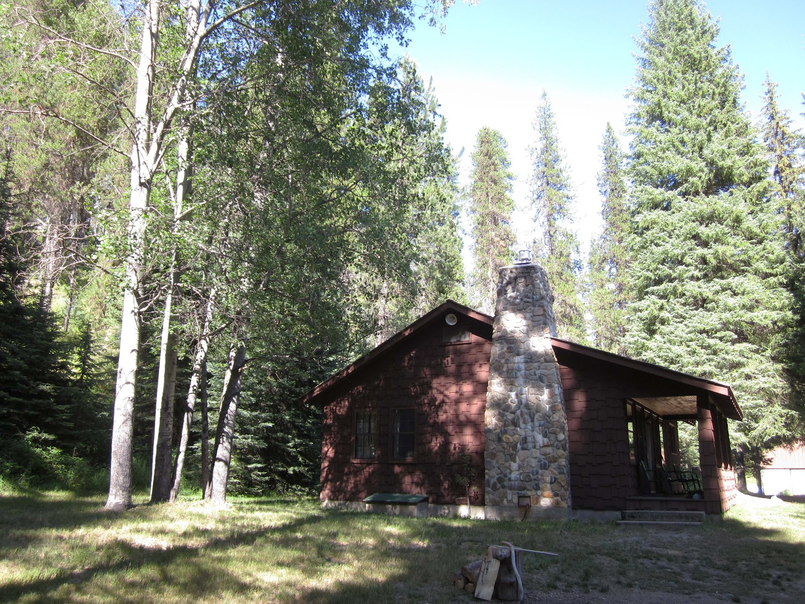 Karen charbonneau 39 s blog a trip to red ives cabin for National forest service cabins