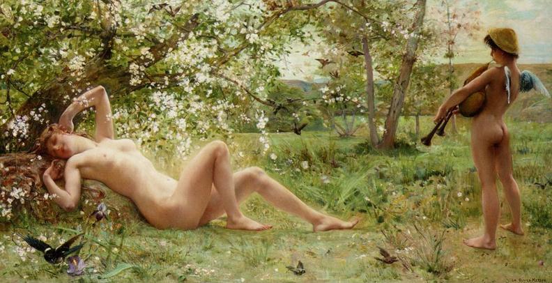 hvor ofte sex erotisk kunst