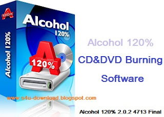 Alcohol 120% 2.0.2.4713 Final Retail Incl Crack