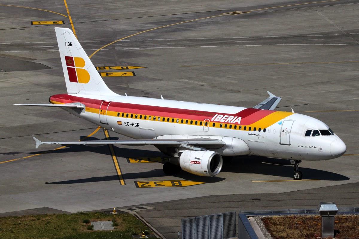 iberia airlines kontakt