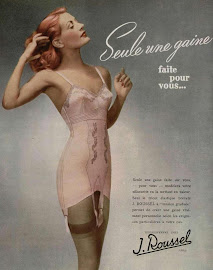 """Brevity is the Soul of Lingerie"""