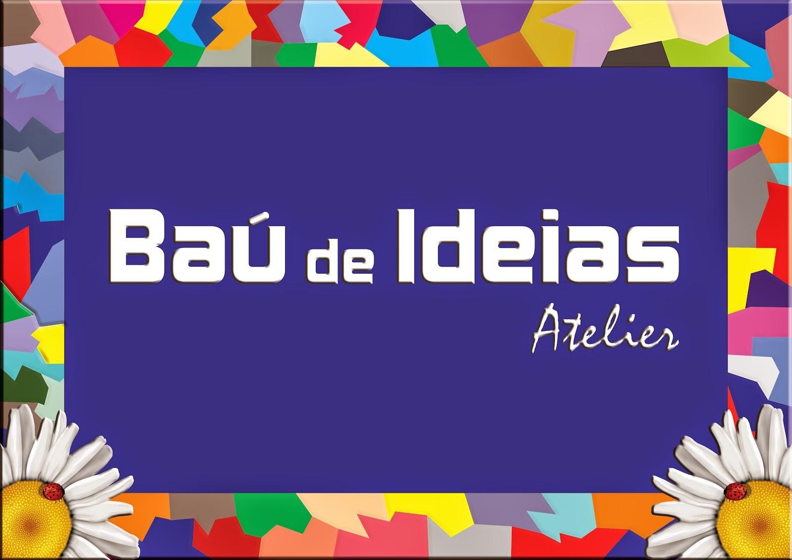 Atelier Baú de Idéias - Mosaicos