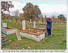 Evlatlarından Havva ve Emin DEDA' nın Mezarları