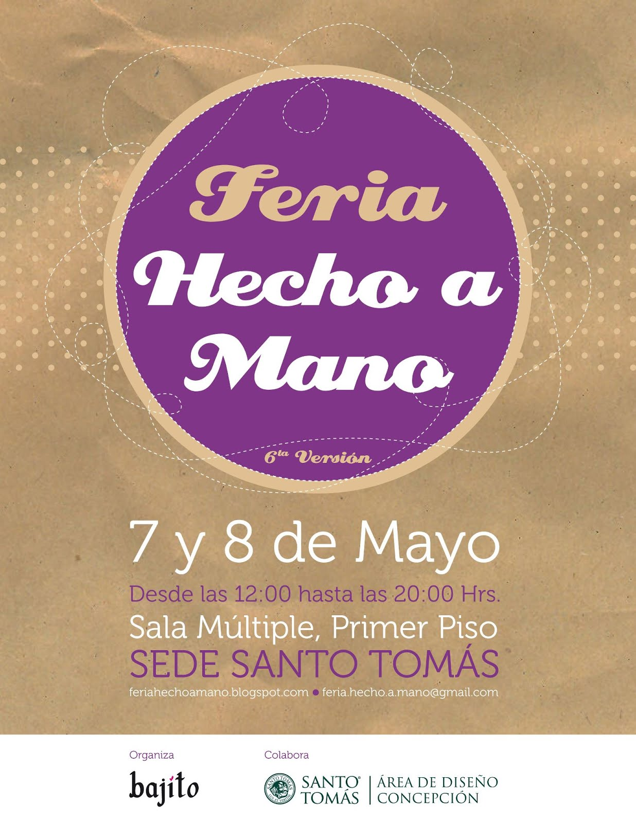 FERIA HECHO A MANO   2012