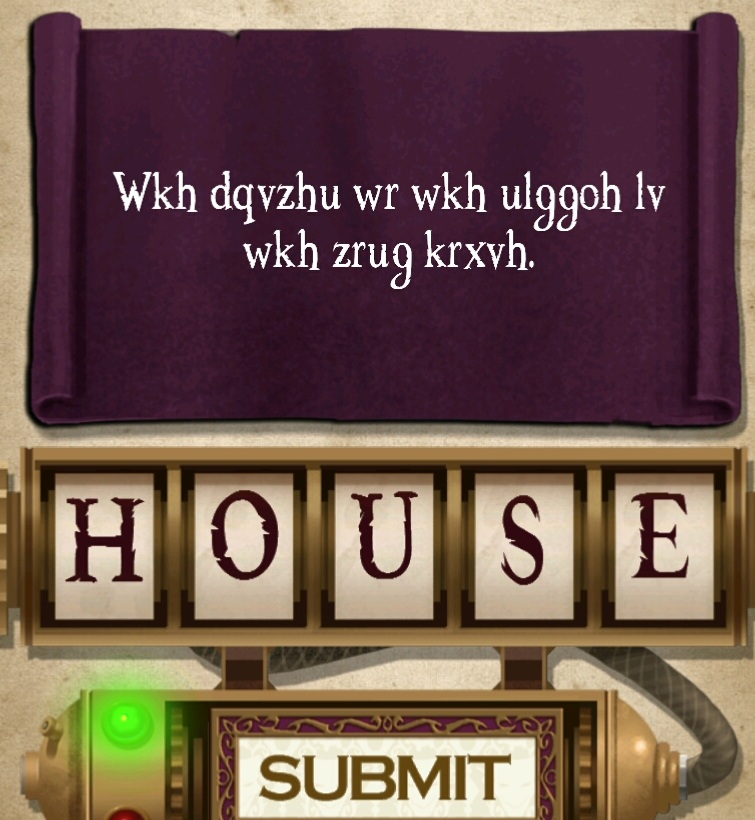 Solved the curse walkthrough levels 60 to 69 the answer is house publicscrutiny Gallery