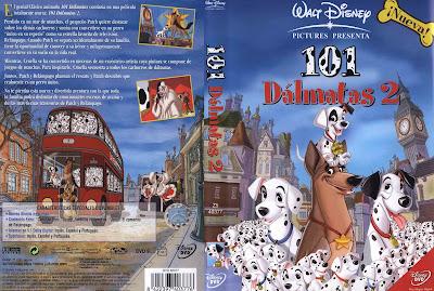 101 Dálmatas 2 (2003) | Caratula | Cartel | Disney