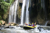 Wisata Obech Rafting.