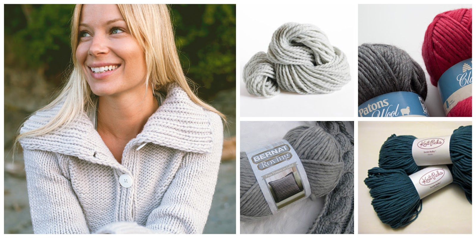 INLAND by Jane Richmond || Yarn Substitutes