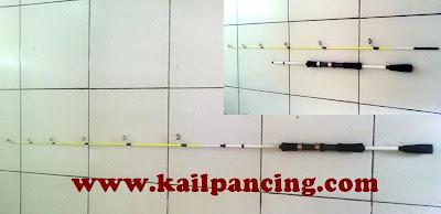 joran pancing custom rod