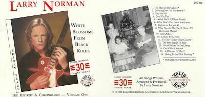Larry Norman - White Blossoms From Black Roots 1988