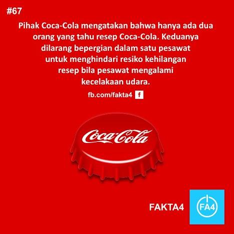 Resep Coca-Cola