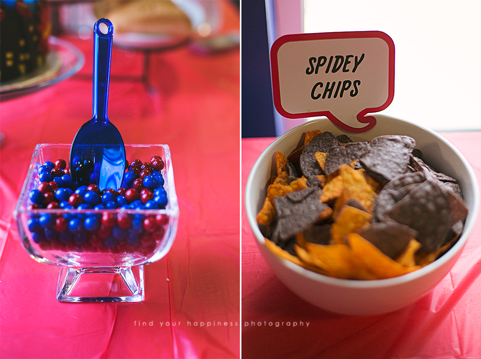 Spider Party Food Superhero Party Spiderman Oreos Quick And Easy
