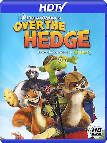 over the hedge movie in hindi